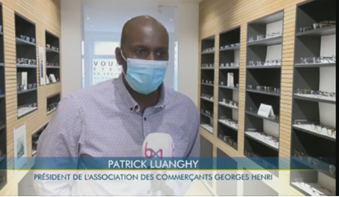 Interview Patrick Luanguy